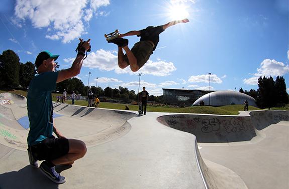 Crystal Palace Skatepark