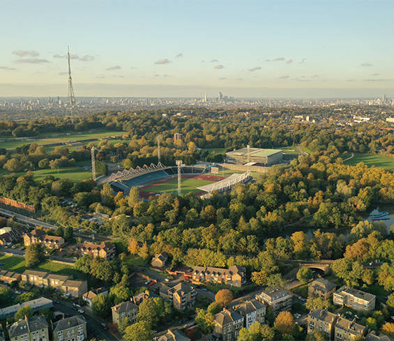 About Crystal Palace Park