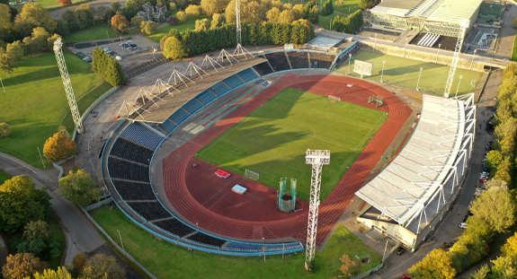 Crystal Palace Park - National Sports Centre